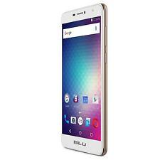 """BLU Studio XL2 (16GB) 6.0"""" HD 13MP Quad-Core Smartphone GOLD Unlocked"""