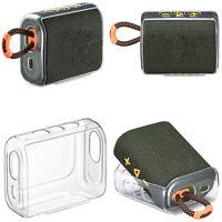 Transparent TPU Schutzhülle Case Cover Skin für JBL GO 3 Bluetooth Lautsprecher