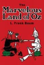 Marvelous Land of Oz by L. Frank Baum c1969 NEW Dover Paperback
