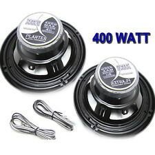 COPPIA CASSE AUTO 400W ALTOPARLANTI 2 VIE TWEETER OFF 16 CM SPEAKER