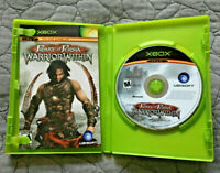 Prince of Persia Warrior Within Microsoft Xbox Complete CIB VERY Fast Ship World