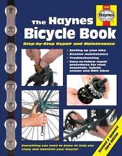 Bicycle Repair Maintenance Troubleshooting Book Manual Mountain Hybrid BMX Bike