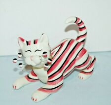 Whimsiclay Amy Lacombe 2004 Peggy Sue 86131 Cat