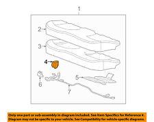 Gm Oem Rear Seat Seat Cushion Pad Clip 20823966 Fits Cts V