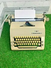 More details for vintage adler special typewriter rare metal heavy fully working dustcover