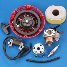 Starter Recoil Carburetor kit for Honda GX160 5.5HP GX200 6.5HP engine