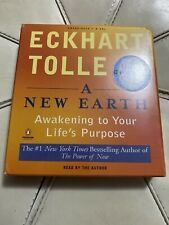 Eckhart Tolle A New Earth - unabridged 8 cds
