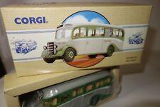 Corgi Bedford OB Coach Grey Green 98163 Limited Edition