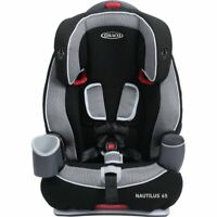Children Booster Car Seat Toddler Baby Kids Graco Nautilus 65 3 In 1 Harness
