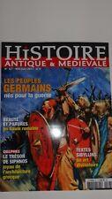 Revue Histoie Antique et Médiévale