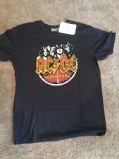 AC/DC Highway To Hell Group Photo  T-Shirt New Authentic Rock Tee Licensed