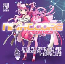 CD Nightcore Mega Hits von Nightcore Dj Team