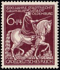 ✔️ GERMANY REICH 1945 - OLDENBURG CITY - Mi. 907  ** MNH OG [DR1945907]