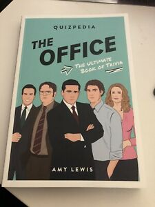 The Office - The Ultimate Book Of Trivia - Quizpedia