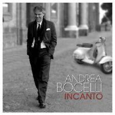 """ANDREA BOCELLI """"INCANTO"""" CD NEW!"""