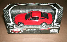 1/43 Scale 2010 Ford Mustang GT Coupe Diecast Model Sports Car - Great Gift Idea