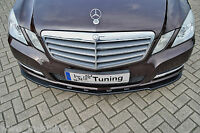 Sonderaktion Spoilerschwert Frontspoiler Cuplippe ABS MB E-Klasse W212 S212