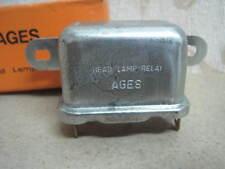 NOS 12v HEADLAMP RELAY Repl. 6RA LUCAS AUSTIN Mini TRIUMPH MG ROOTES JAGUAR FORD