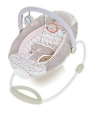 Cosy Rosie Baby Rocker Comfy Bouncer Chair Seat With Soothing Music & Vibrations