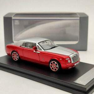 1:64 Rolls-Royce Phantom Coupe DC8801 Diecast Models Limited Edition Red