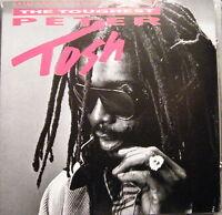 CD Peter Tosh / The Toughest – Rock Album 1988