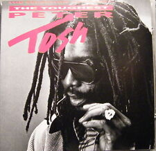CD Peter Tosh / The Toughest – Rock Album 1988