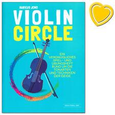 Violin Circle - Übungen für die Geige - Pelikan - PE1003 - 9783038070870