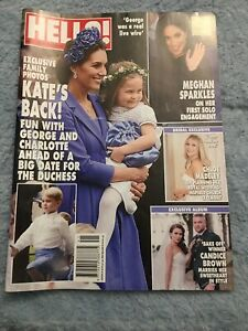 Hello Magazine - No. 1553 - 8 Oct 2018