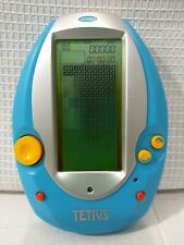 Big Screen Tetris Radica 2005 Handheld Electronic Game Auto Backlight  C13