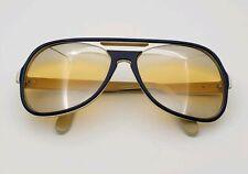 Vintage B&L Ray Ban Bausch & Lomb DGM Ambermatic Powderhorn Sunglasses