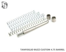 "DPM RECOIL REDUCTION SYSTEM FOR TANFOGLIO BUZZ CUSTOM BARREL 4.75"" 9mm/40s&w"