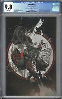 Venom #26 CGC 9.8 Kael Ngu SKETCH VIRGIN Variant 1st App of VIRUS Frankie's