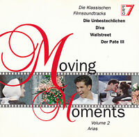 MOVING MOMENTS VOL. 2 (ARIAS) / CD - TOP-ZUSTAND