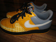 "Nike Air Force One '07 Premium ""Choz"" South Bronx Size 11 Style #315180-711"