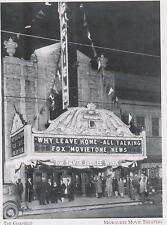 "*Postcard-""The Garfield Theatre""...on 3rd Street -Classic @ Milwaukee, Wi. (#74)"