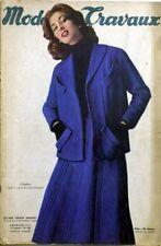 MODES ET TRAVAUX   N° 650   FEVRIER 1955