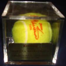 Martina Navratilova Konica Virgina Slims Championship Match Tennis Ball Nov 1994