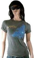Amplified THE STRANGLERS STRASS VINTAGE ROCK STAR Aigle Gris Tee-Shirt G.S