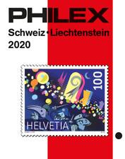 Philex Zwitserland Schweiz Switzerland catalogue catalogus Katalog 2020 Helvetia