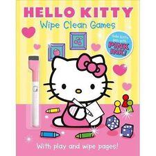 Hello KITTY: pulire GIOCHI (Hello Kitty), NUOVO LIBRO,