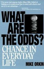 What Are The Odds?: Chance In Everyday Life [Jan 10, 2000] Orkin, Mike