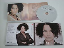 LYAMBIKO/INNER SENSE(SONY CLASSICAL 88697060032) CD ALBUM