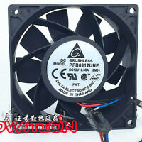 For Delta 92mm Ultra High Airflow Fan 154 CFM 4 Pin  PFB0912UHE