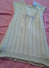American Girl Bitty Baby Fancy Sweater Dress For Girls Size 5