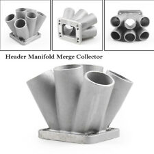 6-1 Cast Steel Header Manifold Merge Collector Stainless Steel Heavy Duty T3/T4