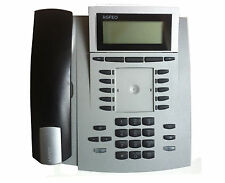 Agfeo ST40 S0 in silber Systemtelefon Telefon  ST 40   #100