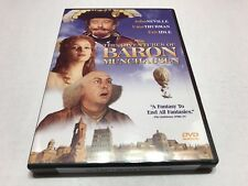 The Adventures of Baron Munchausen (DVD, 1998) - Brand New Factory Sealed