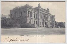 AK Strasbourg, Strassburg, Alsace Landesausschuss-Gebäude, um 1900