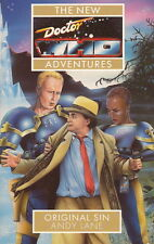 7th Dr Doctor Who Virgin New Adventures Book - ORIGINAL SIN - (Mint New)