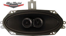 1967 1968 1969 Camaro Dual Voice Coil Dash Speaker Without A/C  Custom Autosound